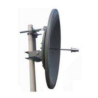 5 8 GHz 29 dBi High Gain Solid Parabolic Dish WiFi Antenna
